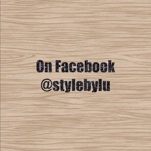 Other - Check Lu Boutique on Facebook!
